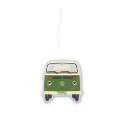 VW Collection by BRISA Autopflege-Set VW Bus T2, Zubehör für Auto grün