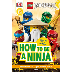 LEGO NINJAGO How To Be A Ninja als Buch von Rosie Peet