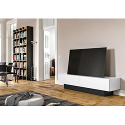 SPECTRAL Lowboard BRS, wahlweise mit TV-Halterung, Breite 200 cm