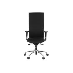 hjh OFFICE Drehstuhl hjh OFFICE High End Bürostuhl OFFICE-TEC schwarz