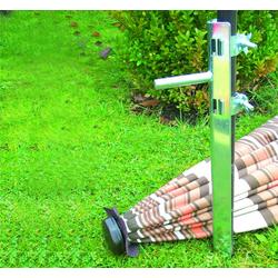 Profiline Rasendorn Rasenspieß Hülse für Sonnenschirme 450775