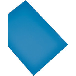 magnetoplan Magnetpapier Blau DIN A4 21 x 0,03 cm