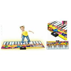 JOKA international Klavierbank Gigantische Klaviermatte Rießengross Jumbo 180x74 cm Neu Pianomatte, Klaviermatte