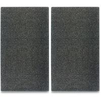 Zeller Granit Herdabdeck-/Schneideplatten 2 St.