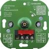 Ehmann 3900x0800 Unterputz Dimmer Geeignet für Leuchtmittel: LED-Lampe, Energiesparlampe, Halogenla
