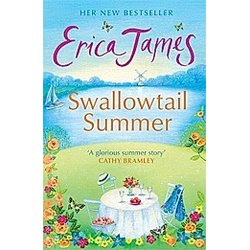 Swallowtail Summer. Erica James  - Buch