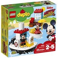 Lego Duplo Mickys Boot (10881)