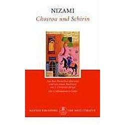 Chosrou und Schirin. Nizami  - Buch