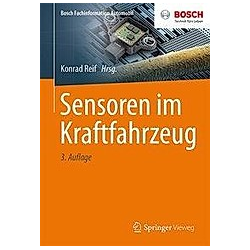 Sensoren im Kraftfahrzeug - Buch