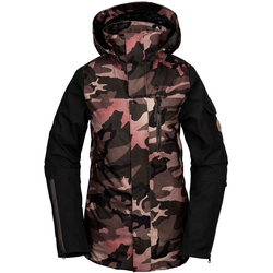 Jacke VOLCOM - Vault 4in1 Jacket Faded Army (FDR)