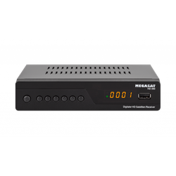 Megasat DVB-S Sat Receiver HD 390 HD Satelliten Receiver