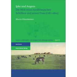 Ipke und Angens als Buch von Martin Rheinheimer