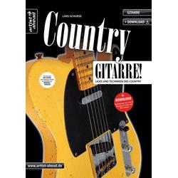 Country-Gitarre als Buch von Lars Schurse