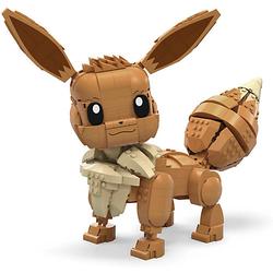 Mega Construx Pokémon Jumbo Evoli, Bauset, Bausteine, Sammelfigur