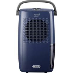 DeLonghi DX 10 Luftentfeuchter 50m³ 0.42 l/h Blau