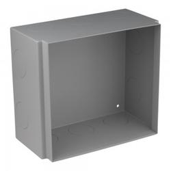 Gehäuse für Bodeneinbausteckdose PD-12 für den Einbau in Beton Metall BD-12