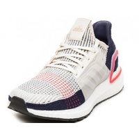 Ultra Boost 19 Women's white-black-pink/ white, 36.5