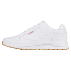 Kappa BASE II Sneaker mit ultraleichter Laufsohle weiß 38