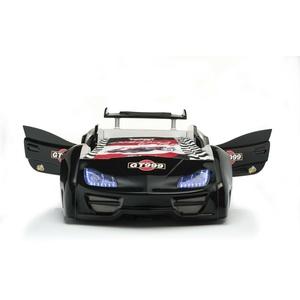 Autobett GT 999 Vollfunktion mit Türen + Sound + LED + (Lattenrost / Matratze)