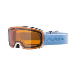 Alpina Sports Skibrille Skibrille Nakiska D white weiß