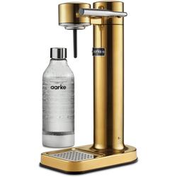 Aarke Wassersprudler Carbonator II, inkl. 1 PET-Flasche gelb