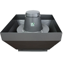 Dachventilator TRM 230 V vertikaler Auslas 6400 m³/h