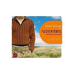 Fleckenteufel  4 Audio-CDs - Hörbuch