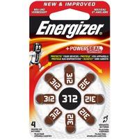 Energizer Hörgerätebatterie Typ 312 8 St.