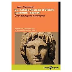 Marc Steinmann  - Buch