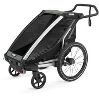Thule Chariot Lite aluminium/agave 2021