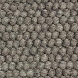 Peas Teppich Dunkelgrau 200 x 300 cm  Hay