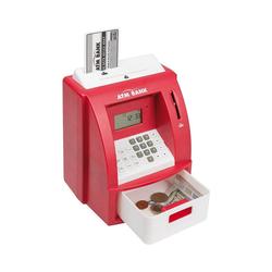 Idena Kaufladen Idena Geldautomat, rot