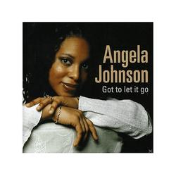 Angela Johnson - Got To Let It Go (CD)