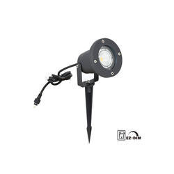 VBLED LED Gartenstrahler 5W LED Garten Strahler IP65 12VAC EZDIM, LED Gartenstrahler