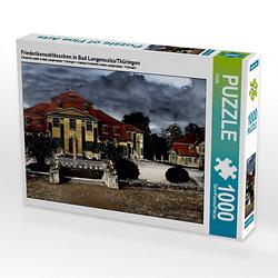 Friederikenschlösschen in Bad Langensalza in Thüringen Lege-Größe 64 x 48 cm Foto-Puzzle Bild von Flori0 Puzzle