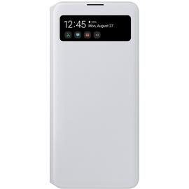 Samsung S View Wallet Cover EF-EA715 für Galaxy A71 weiß
