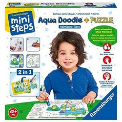 Ravensburger Puzzle Ravensburger ministeps 04557 - Aqua Doodle® Puzzle, Puzzleteile