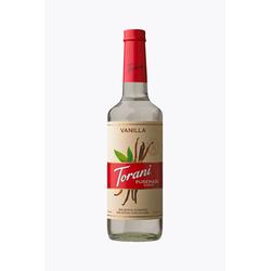 Torani Puremade Sirup Vanilla 750ml