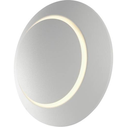 ECO-Light LED-W-TWILIGHT LED-W-TWILIGHT LED-Wandleuchte 4W Neutralweiß Weiß