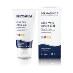 DERMASENCE Aloe Vera Active Gel 75 ml