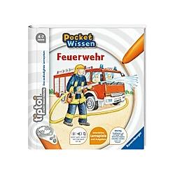 tiptoi®: tiptoi® Feuerwehr; .. Verena Zemme  - Buch