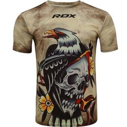 RDX T14 HARRIER Tätowieren Kurzarm-T-Shirt (Größe: XL)