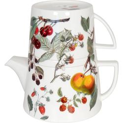 Könitz Kanne Tea for me - Fruits, 0,65 l, (Set), 650 ml für 2 Tassem