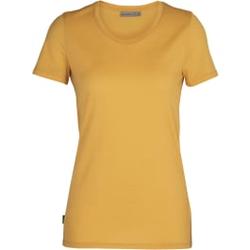 Icebreaker - W Tech Lite SS Low C - T-Shirts - Größe: L