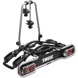 Thule EuroRide 2B 13 pin - Fahrradträger Anhängerkupplung Black