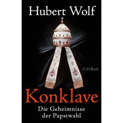 Konklave: eBook von Hubert Wolf