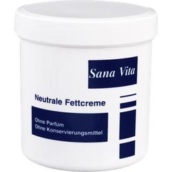 SANA VITA neutrale Fettcreme 200 ml