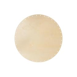VBS Peddigrohr-Boden rund, 3mm, Ø 25cm Ø 25 cm
