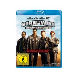 Born to be Wild - Saumäßig unterwegs Blu-ray