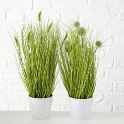 Kunstpflanze GRAS (H 44 cm)